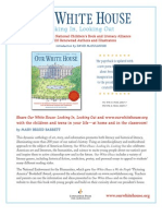 Our White House - How to use this book