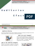 309641165 Auditorias Efectivas Ppt