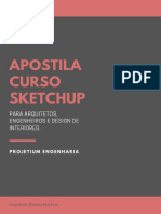 Apostila SketchUp