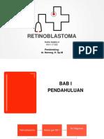 retinoblastoma ppt