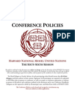 HNMUN+2020+Conference+Policies