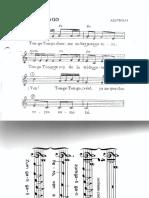 Canciones infantiles para coro