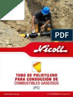 Catálogo Tuberías de Polietileno (PE) - Nicoll Perú