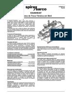 EasiHeat Sistem de Troca Termica Em Skid-Technical Information