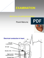 ECG Examination