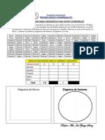 Clases 3° - Construccion de Tablas Estadisticas (Datos Categoricos y Discretos)