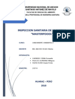 Diagnostico de Piscina Masterpool - Saneamiento Ambiental II