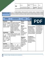 Plan de Clases Para Concurso Oposicion.