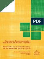 Panorama sobre meios de comunicação no Brasil - Intervozes