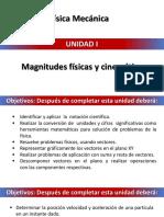 UNIDAD I. MAGNITUDES FISICAS Y CINEMATICA.pptx