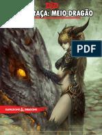 D&D 5e raça meio dragão home