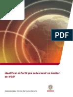 UC Identificar Perfil Auditor SGSI