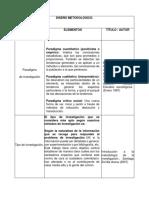 DISEÑO METODOLÓGICO (1)