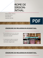 Síndrome de Melkersson-Rosenthal