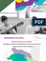 Apresentação Mapeamento Cultural PDF
