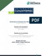 Cooperación Internacional Valencia Carlos 4.2