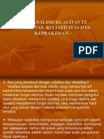 VALIDITAS1