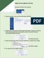 Comprimir Un Documento en PDF