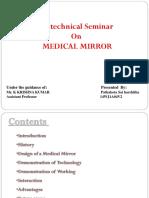medical mirror
