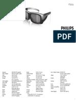 Philips PTA516/00 Manual