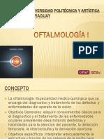 Oftalmología Clase 1