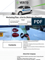Group 2_ Mahindra Electric-eVerito