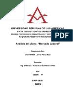 Empleabilidad - Tarea Video Mercado Laboral.docx