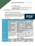 Evidencia3 Tabla Comparativa Entre Codigo Norma y Especificacion en Soldadura