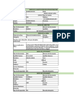 Ficha Inscripción Etapa UGEL 2019
