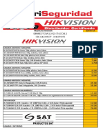 Lista de Precios DISTRI 01-08-19