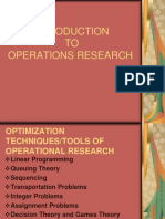 OPTIMIZATION PPT