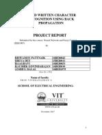 Neural Final Report