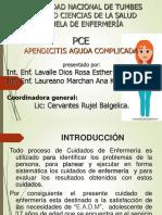 APENDICITIS AGUDA COMPLICADA.ppt