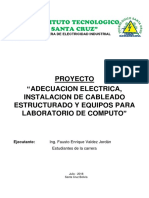 Proyecto Sala de Computo