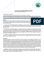 PAPER-Lessons Learned on Wax Issues From Deep Offshore Brazil