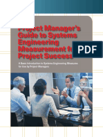 Project Manager's Guide to SE Measurement of Success