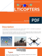 A SHORT REVIEW ABOUT MULTICOPTERS