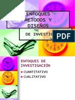 49701744 Enfoques Metodos y Disenos de Metodos de Investigacion