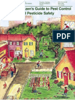 Citizens Guide to Pest Control and Pesticide Safety