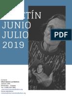 Boletin Junio Julio