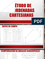 MÉTODO DE COORDENADAS CARTESIANAS.pptx