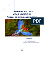 Animais Silvestres Vida e Manejo