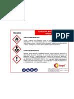 FS Gasolina Motor Oxigenada