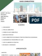 Apresentação Gases Combustíveis_ Prof. Jardel