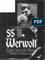 SS Werwolf Combat Instruction Manual (Reduced File Size)