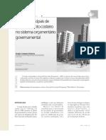 Planos municipais de gerenciamento costeiro no sistema orçamentário governamental Sergio Campos Esteves