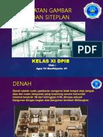 Siteplan Dan Denah