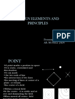 Architectural Design Elements and Principles