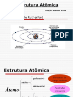 Estrutura Atômico