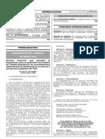 Decreto Supremo 075 2017 PCM